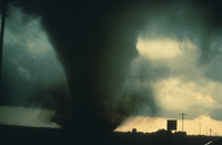 Texas tornado (DI00517), Photo by Harald Richter
