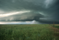Supercell thunderstorm (DI00701)