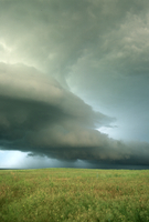Supercell thunderstorm (DI00704)