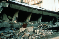 Earthquake damage (DI00731), Photo by Charles Meertens