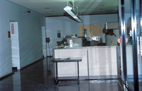 NCAR Mesa Laboratory: reception area (DI00917)
