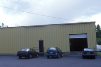 SAM's Warehouse building - exterior (DI00900)