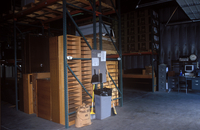 SAM's Warehouse building - interior (DI00902)