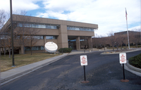 NCAR Foothills Laboratory: FL-2 front entrance (DI00965)