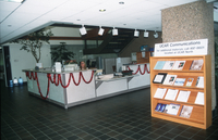 NCAR Foothills Laboratory: FL-2 reception area (DI00966)
