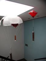 Automated Dropsonde exhibit (DI00985)