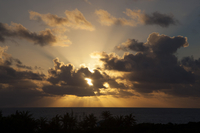 Sunrise in the Bahama Islands (DI02638), Photo by Carlye Calvin