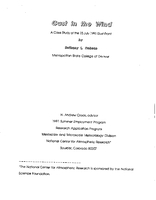 Gust in the wind: A case study of the 15 July 1991 gust front
