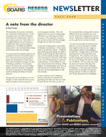 SOARS Newsletter Fall 2008