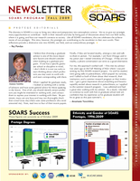 SOARS Newsletter Fall 2009