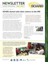 SOARS Newsletter Fall 2011