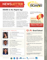 SOARS Newsletter Fall 2012