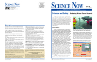 Science Now Volume 10, Number 1