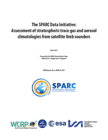 The SPARC Data Initiative: Assessment of stratospheric trace gas and aerosol climatologies from satellite limb sounders