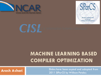 Machine learning-based compiler optimization