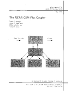 The NCAR CSM Flux Coupler