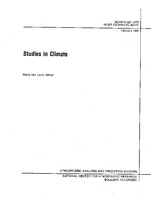 Studies in Climate