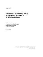Internal Gravity and Acoustic Waves - a Colloquium
