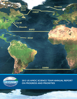 2013 U.S. AMOC Science Team Annual Report on Progress and Priorities