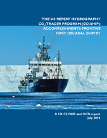 U.S. Repeat Hydrography/CO2 Tracer Program (GO-SHIP): Accomplishments From the First Decadal Survey