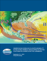 Observing and modeling climate variability in the Intra-Americas Seas and impacts on the continental Americas and the Caribbean