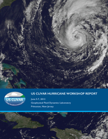 U.S. CLIVAR Hurricane Workshop Report