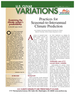 Examining the climate system's predictability