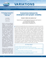 Stratosphere-troposphere coupling across timescales